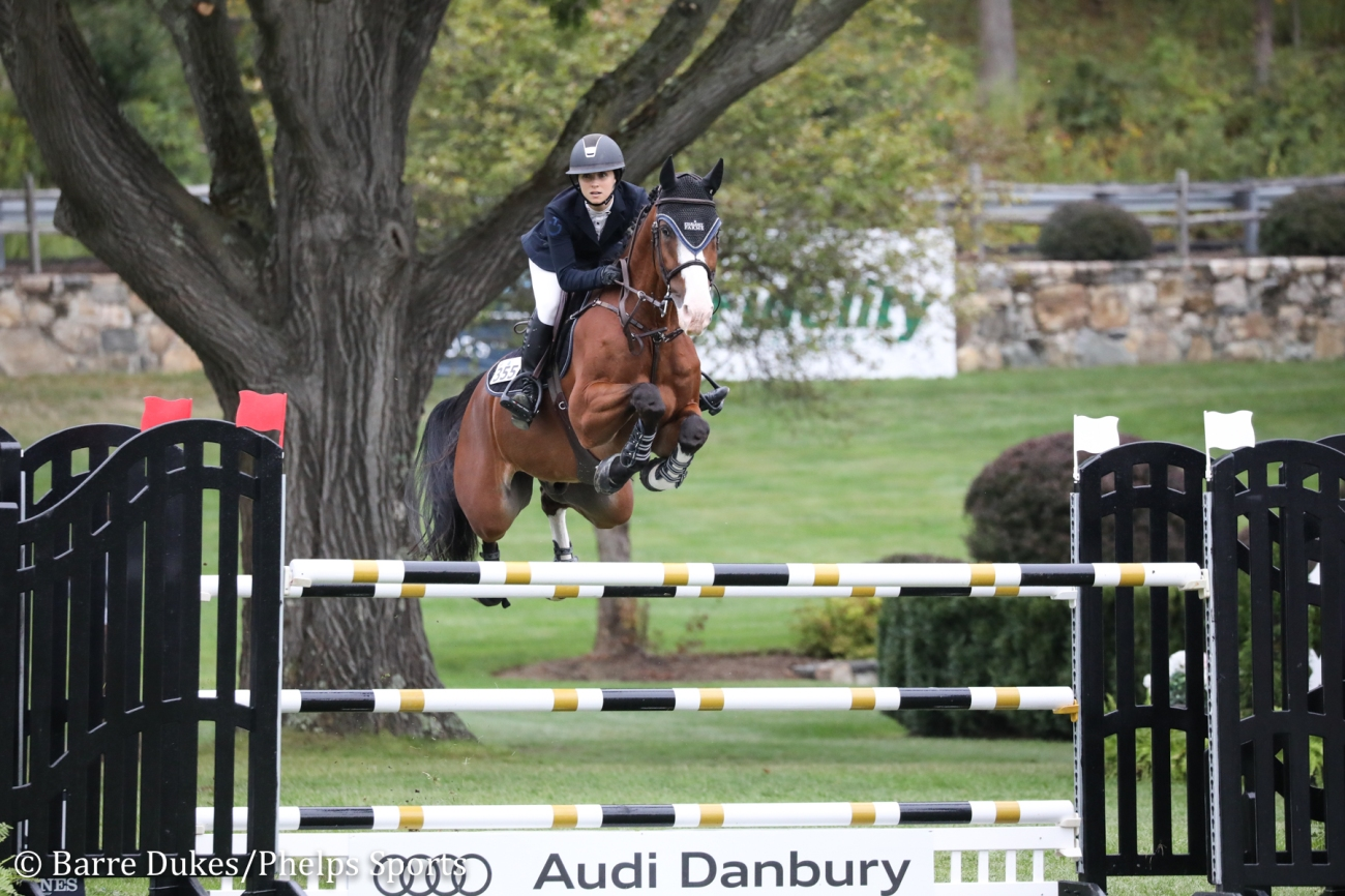 2019.09.14.99.99 American Gold Cup CSI Fidelity Adrienne Sternlicht & Toulago PS Barre Dukes