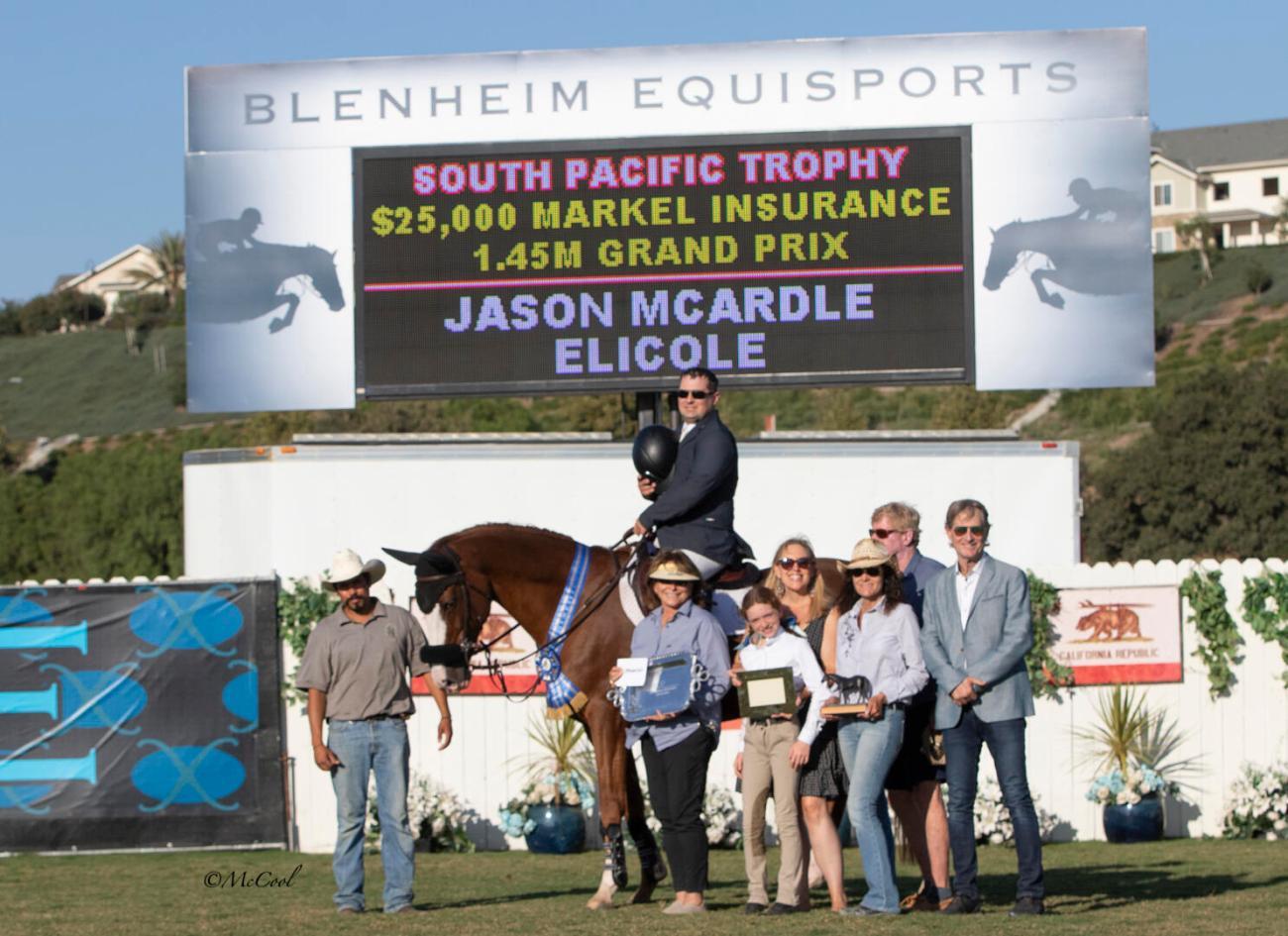 2019.09.17.99.99 Showpark CSN GP Cel Jason McArdle & Elicole McCool Ph