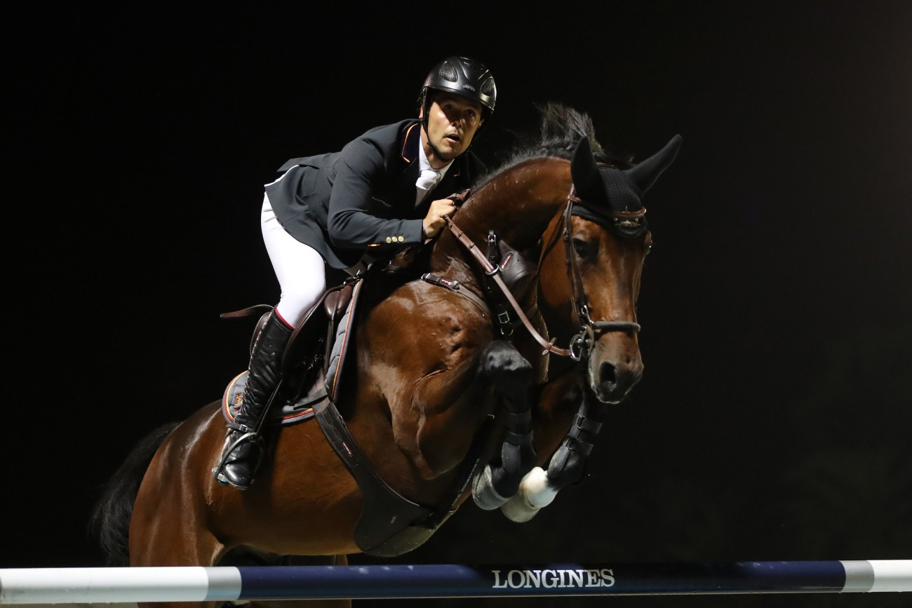 Longines FEI Jumping Nations Cup Final - Day 3