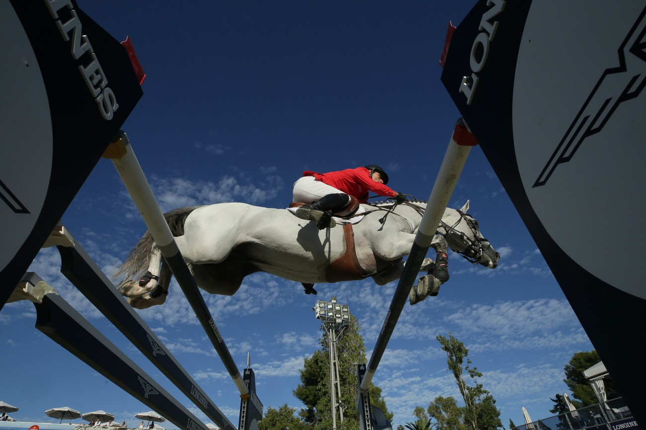 Longines FEI Jumping Nations Cup Final - Day 1