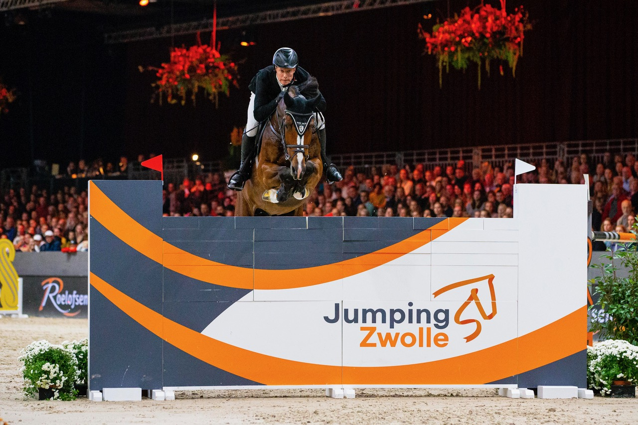 Remco Been - Holland Vd Bisschop Jumping Zwolle 2019 © DigiShots