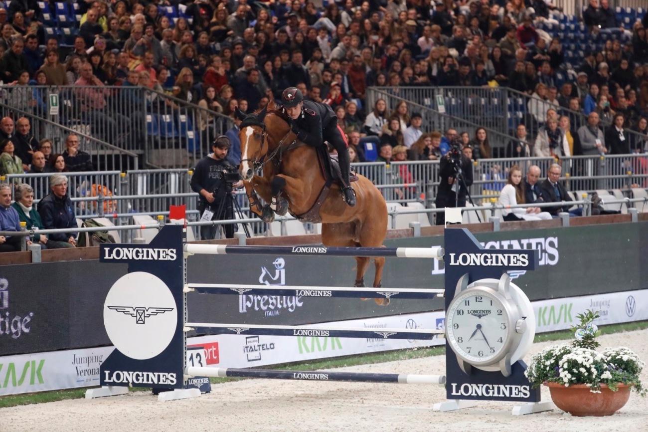2019.11.09.99.99 Jumping Verona CSI 5 Kask Emanuele Gaudiano & Chalou JV SG 2