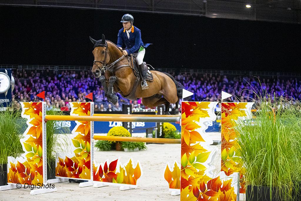 Henk van de Pol - Looyman Z Jumping Indoor Maastricht 2019 © DigiShots