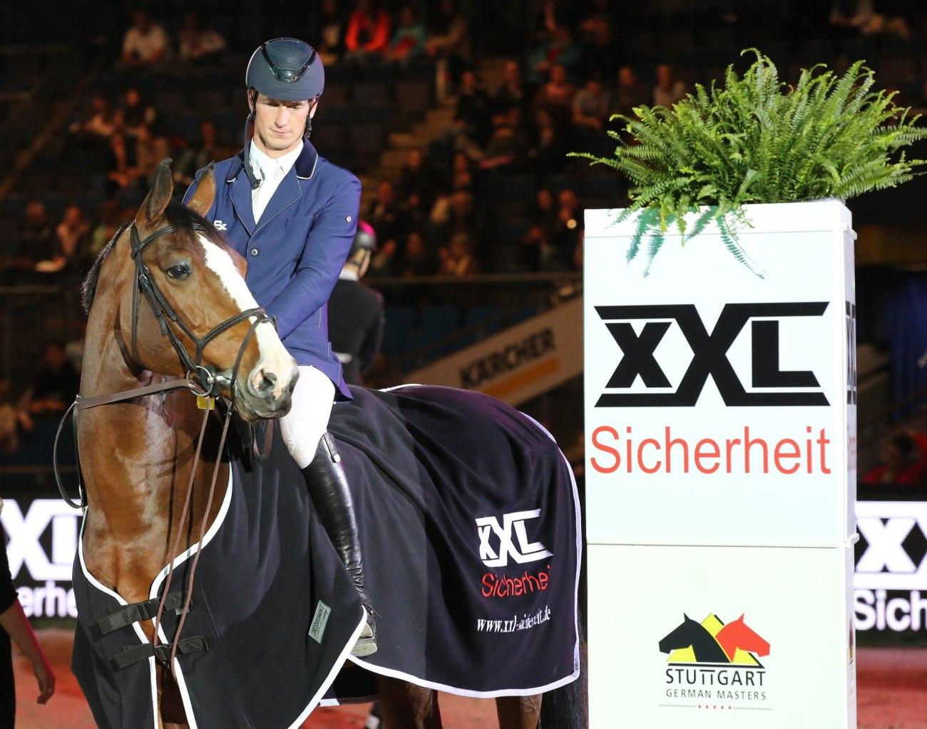 2019.11.14.99.99 German Masters CSI 5 Cel Daniel Deusser & Kiana vh Herdershof SGM