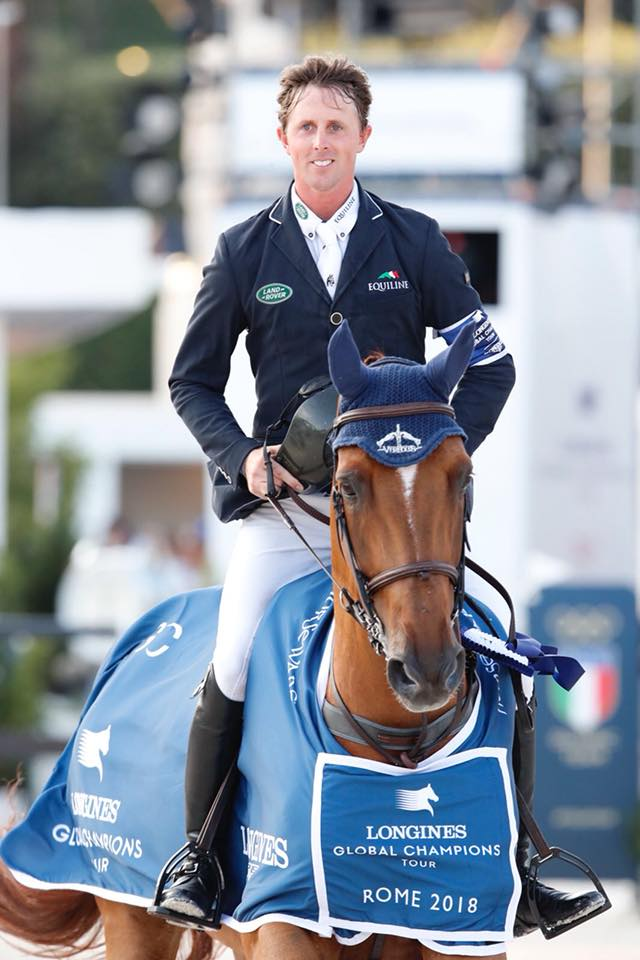 2019.11.25.99.99 News Explosion W Sold But Ben Maher Keeps the Ride BM