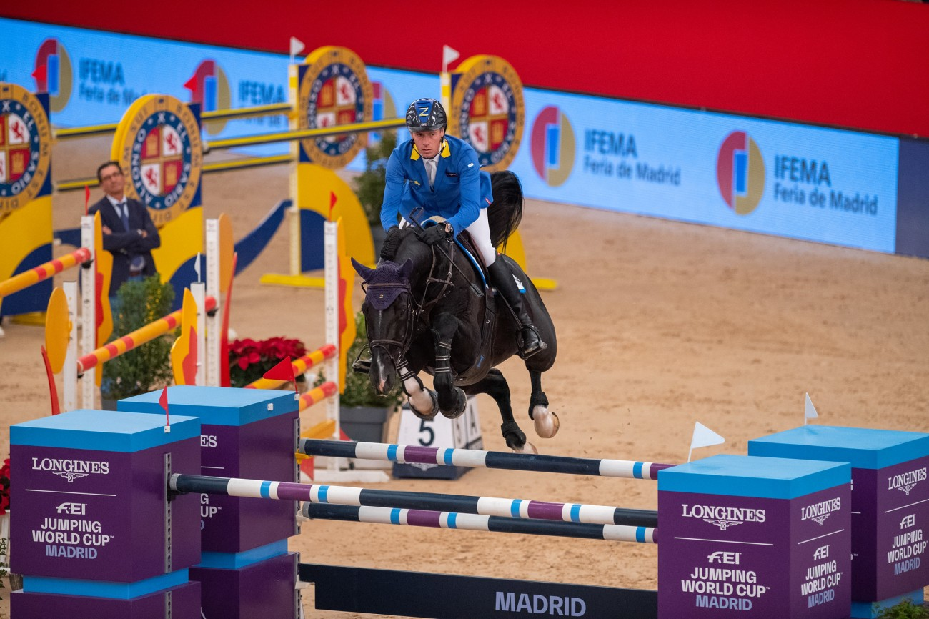 20191201 Madrid Horse Week