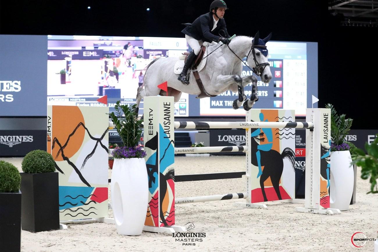 2019.12.05.99.99 Longines Masters Paris CSI 5 Hubside Marlon Zanotelli & Sweet Tricia Sportfot