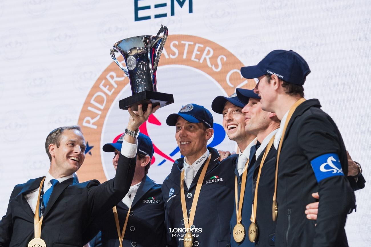 2019.12.07.99.99 Longines Masters Paris CSI 5 Riders Masters Cup Europe
