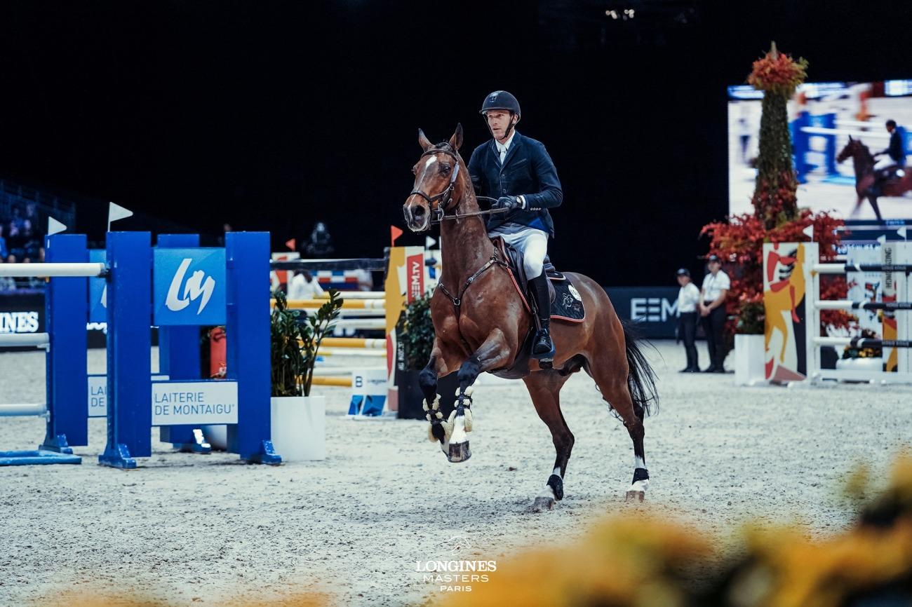2019.12.08.99.99 Longines Masters Paris CSI 5 GP Kevin Staut & For Joy van't Zorgvliet LM EEM
