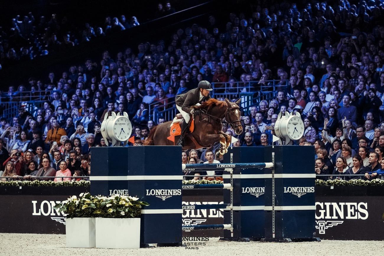 2019.12.08.99.99 Longines Masters Paris CSI 5 GP Simon Delestre & Hermes Ryan LM EEM 2
