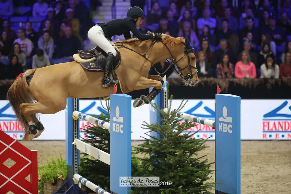 2019.12.29.99.99 Mechelen CSI 5 KBC Jessica Springsteen & Volage du Val Henry Temps de Poses