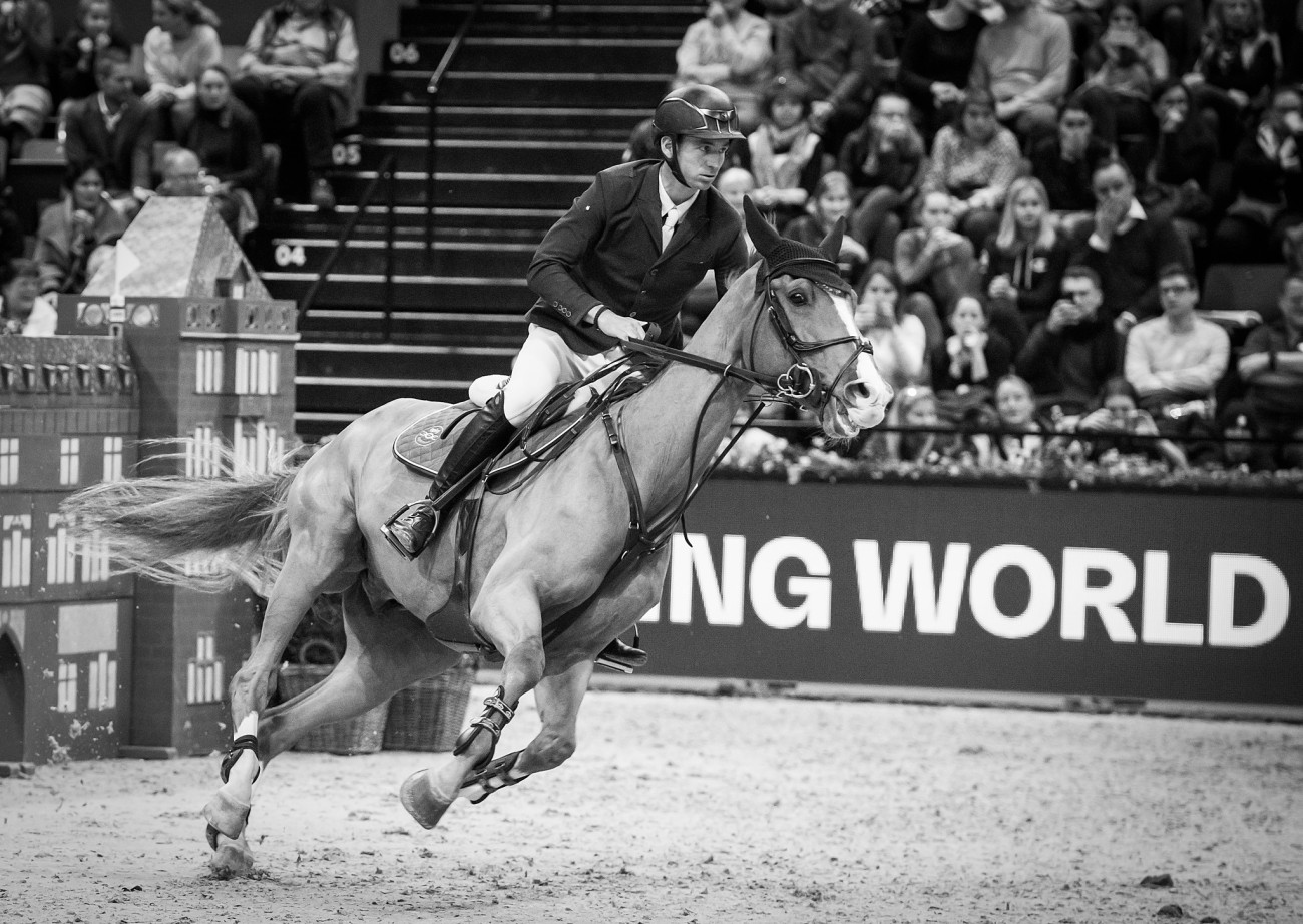 2020.01.13.99.99 Basel CSI 5 FEI WC Standings Steve Guerdat & Victorio des Frotards Richard Juilliart