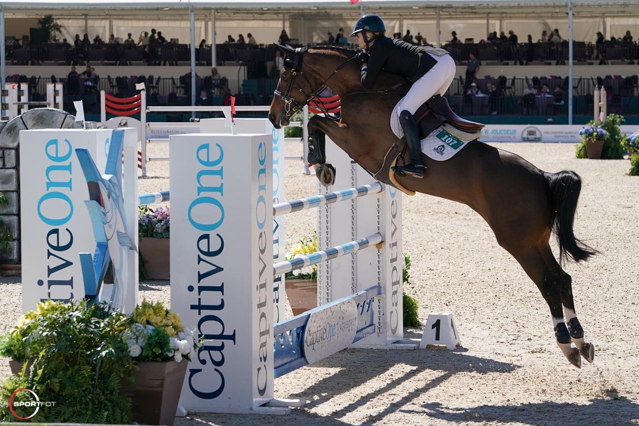22/01/2020 ; Wellington FL ; Winter Equestrian Festival - Week 3