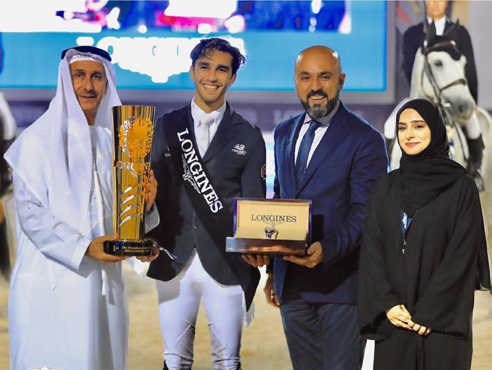 2020.02.28.99.99 Abu Dhabi CSIO 5 Pres. Cup Cel Kristaps Neretnieks & Moon Ray ELS F