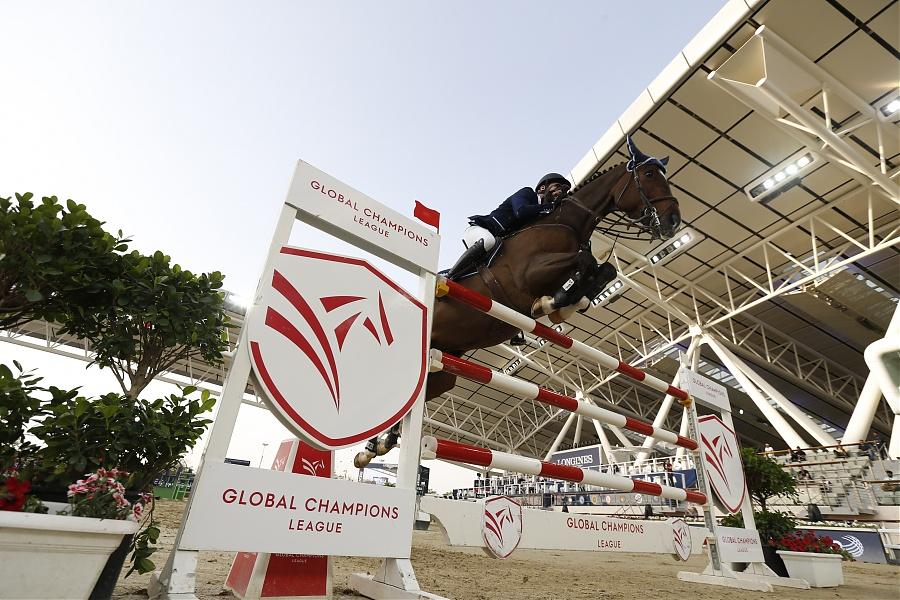 2020.03.99.99 LGCT Doha CSI 5 CGL 2 Philipp Weishaupt & Coby LGCT SG
