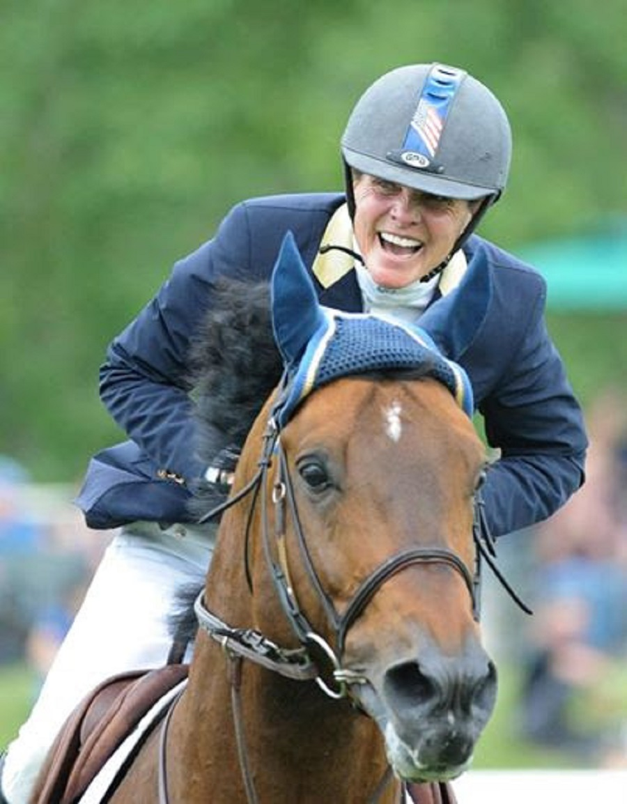 2020.05.23.99.99 News Leslie B Howard to Showjumping Hall of Fame