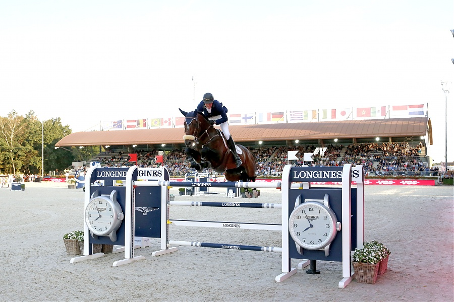 2020.05.24.99.99 Frank Schuttert's Chianti's Champion to Ludger Beerbaum Stables LGCT SG