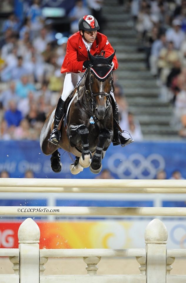 2020.05.27.99.99 News Eric Lamaze & Hickstead Canada's Hall of Fame Inductees