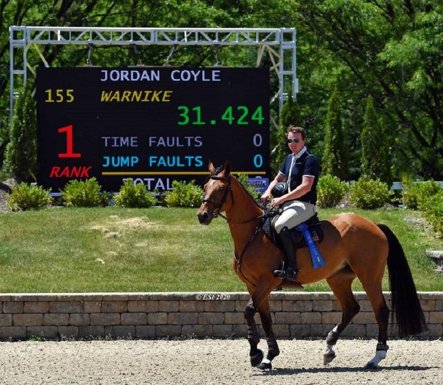 2020.06.09.99.99 Hits Lamplight GP CSN Cel Jordan Coyle & Warnike ESI