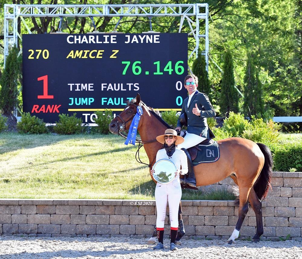 2020.06.16.99.99 Hits Lamplight GP Cel Charlie Jayne & Amice Z ESI