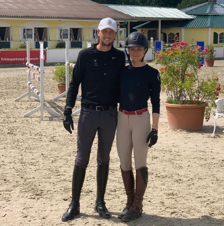 2020.06.23.99.99 News Martin Fuchs & Paris Sellon Launch Twin Flame Horses PMG 3
