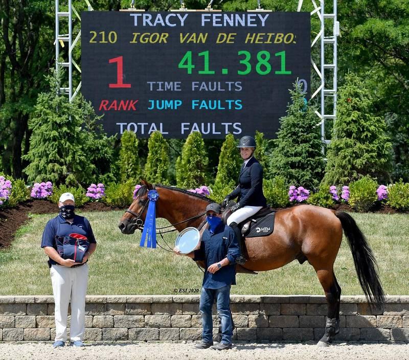 2020.07.09.99.99 Hits Lamplight CSN GP Cel Tracy Fenney & Igor van de Heibos ESI