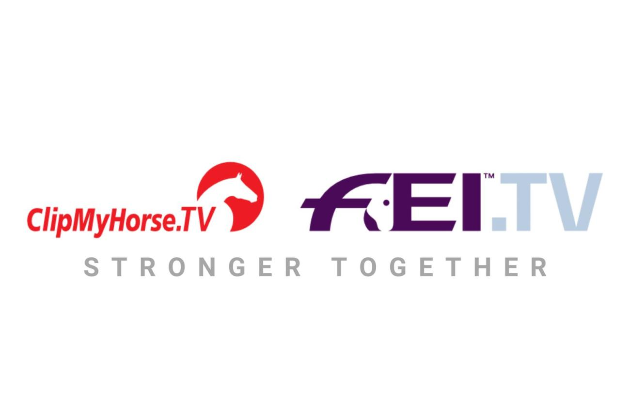 2020.07.13.99.99 News ClipMyHorse.TV & FEI TV Partnership