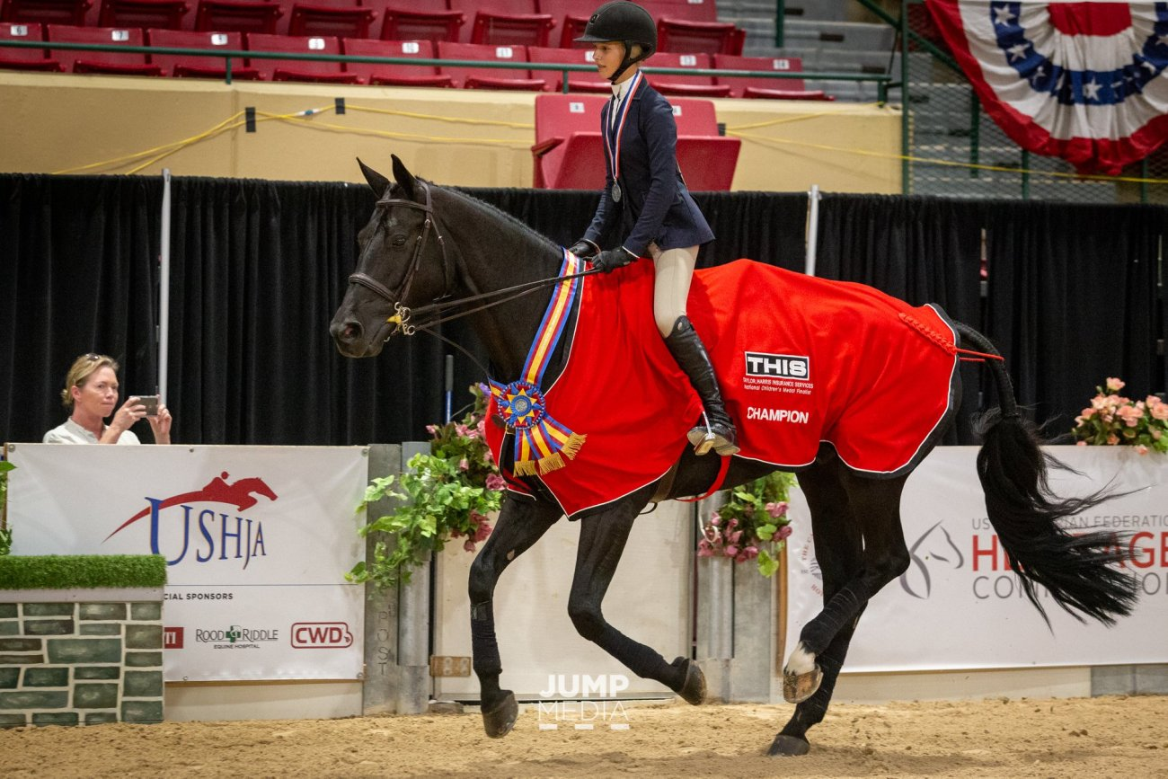 2020.07.17.99.99 WCHR Qualification Guidelines for 2020 Capital Challenge Horse Show Announced 2