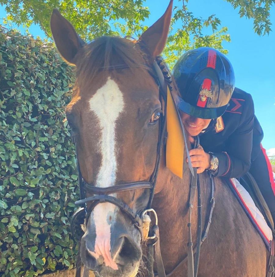 2020.07.22.99.99 Horses Riviera CSI 2 GP Filippo Bologni & Quidich de La Chavee FB