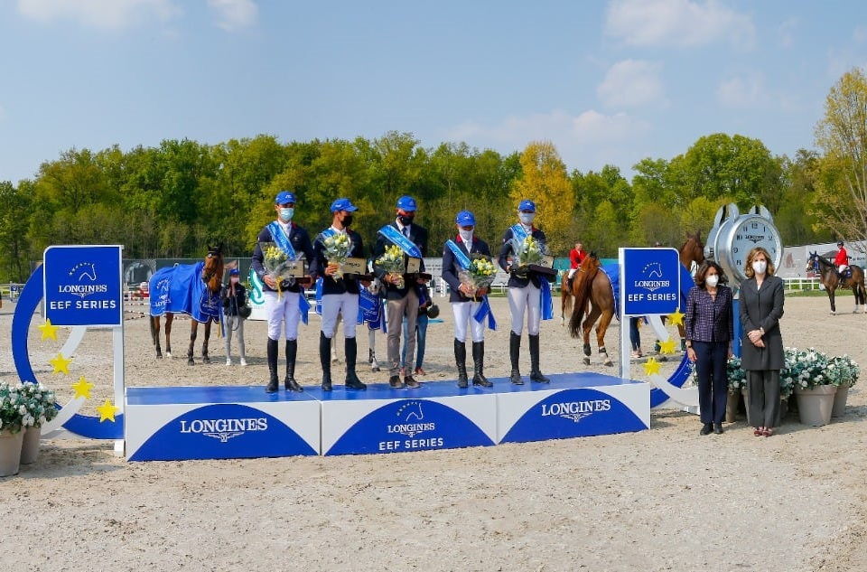 Victory for France in Nations Cup CSIO 3* at Gorla Minore