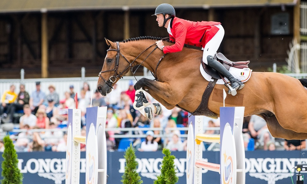 Olympia Horse Show Jumper News