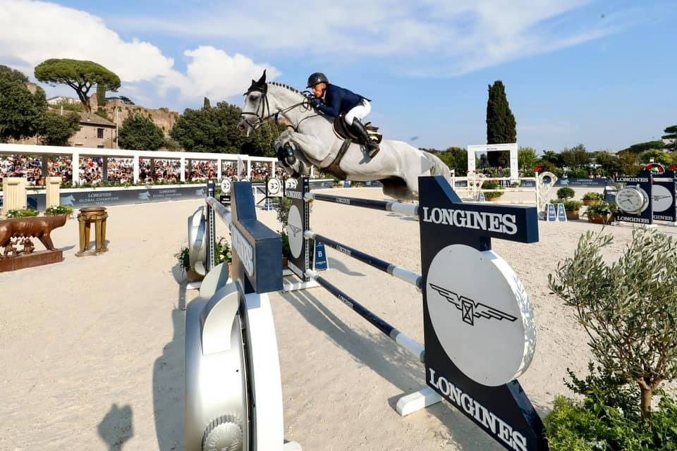Championship Battle Set to Reach Fever Pitch at the LGCT of Rome CSI 5* Again this Week