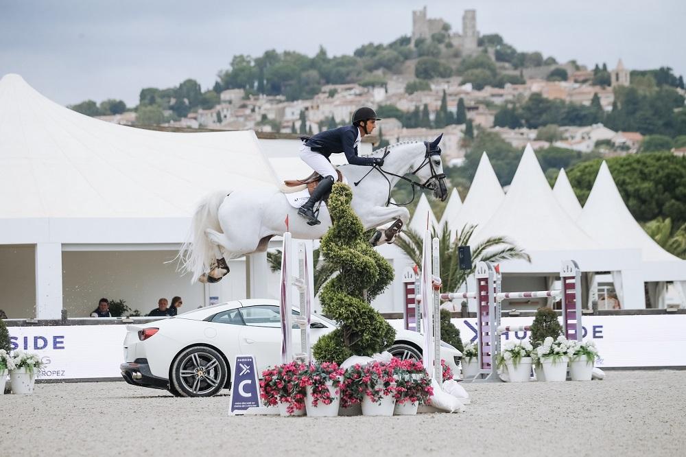 Marlon Zanotelli & Chili Top €25,400 Hubside Jump-Off Challenge CSI 2*