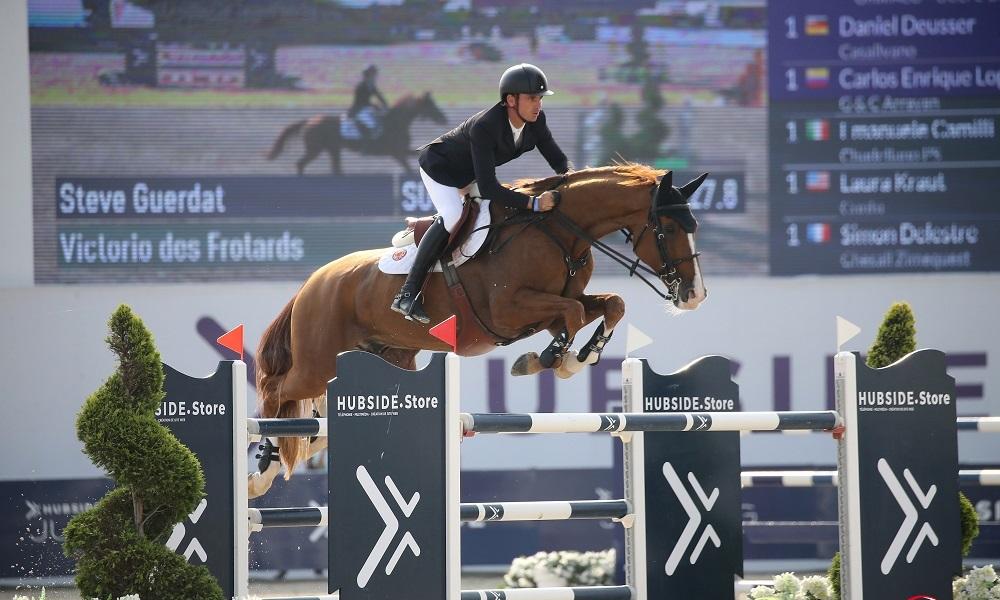 Steve Guerdat & Victorio des Frotards Reign Supreme in €200,000 Hubside Grand Prix CSI 5*