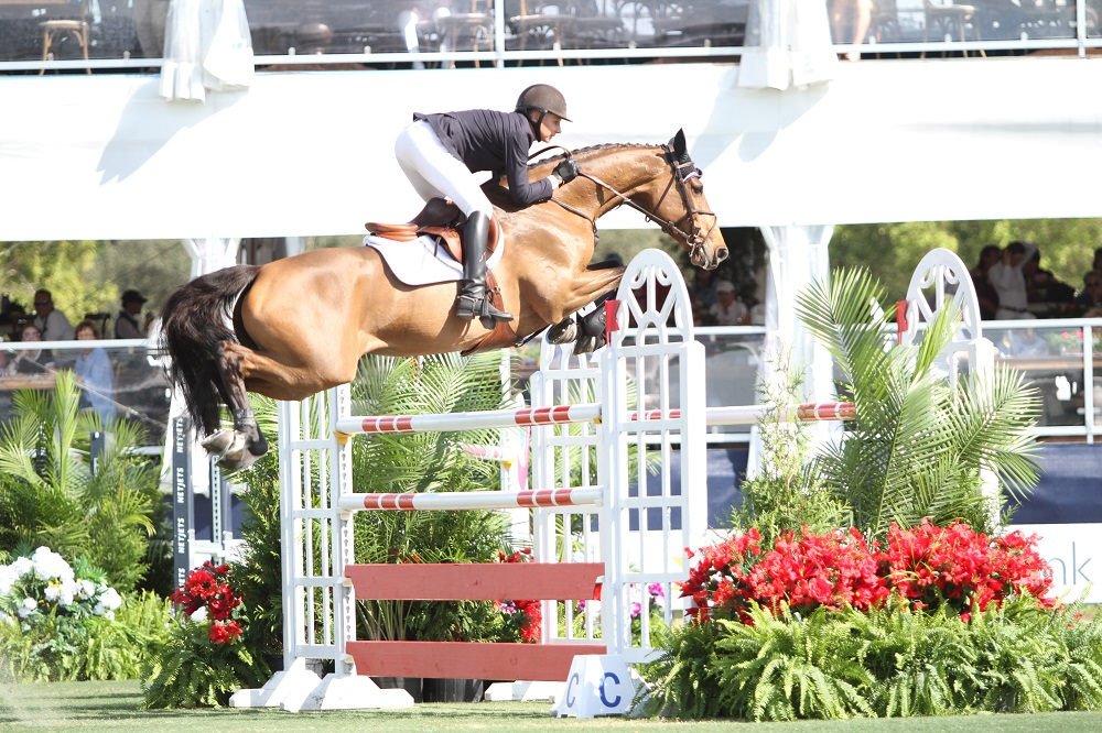 Riders & Horses for the ArenaMend Classic CSI 5* at The Greenbrier Resort
