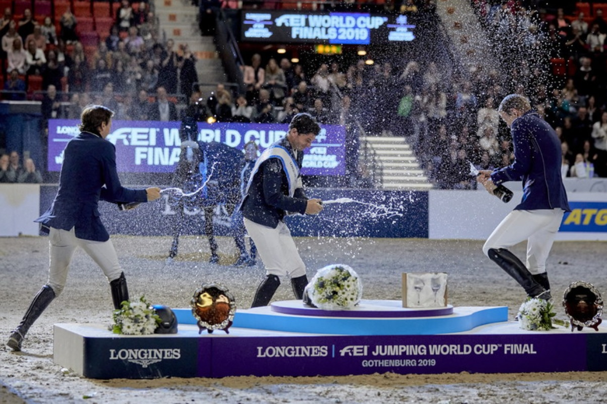 Longines FEI Jumping World Cup Oslo Opener Sets the Stage for Exciting New Season